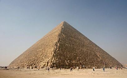 Piramida lui Keops din Egipt - 5 lucruri uimitoare