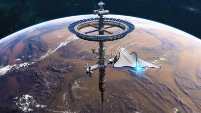 NASA va anexa un hotel Stației Spațiale Internaționale, pentru a încuraja turismul spațial vizualizări