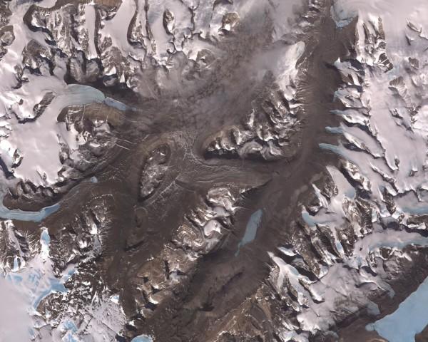 Antarctica - cel mai uscat loc de pe Pământ