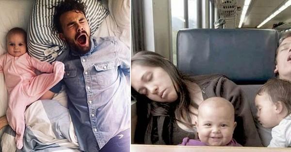 Un pic despre viața dură de zi cu zi a părinților vizualizări